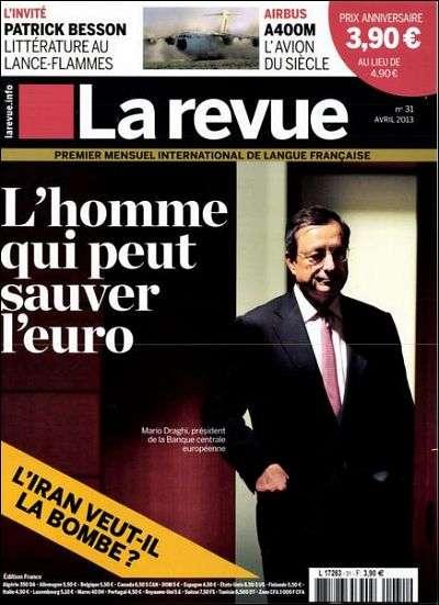 La Revue N°31 Avril 2013