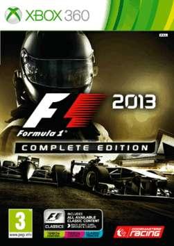 [XBOX360] F1 2013: Complete Edition (2014) - FULL ITA