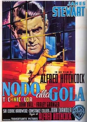 Nodo alla gola - Rope (1948) DvdRip Avi AC3