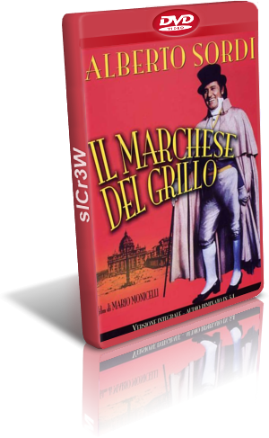 Il marchese del Grillo (1981) DVD9 Copia 1:1 - ITA