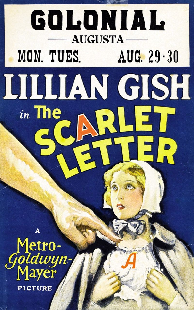 ewbrt Victor Sjstrm   The Scarlet Letter (1926)