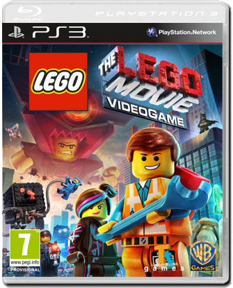 [PS3] The LEGO Movie Videogame (2014) - MULTI ITA