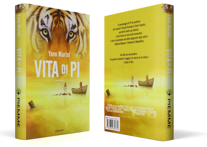 the survival mode of pi in the book life of oi by yann martel Life of pi by yann martel before your students read the novel life of pi, ask them to think about television shows and movies about survival, such as castaway, lost, or titanic pixton activity: life of pi 2 imagery.
