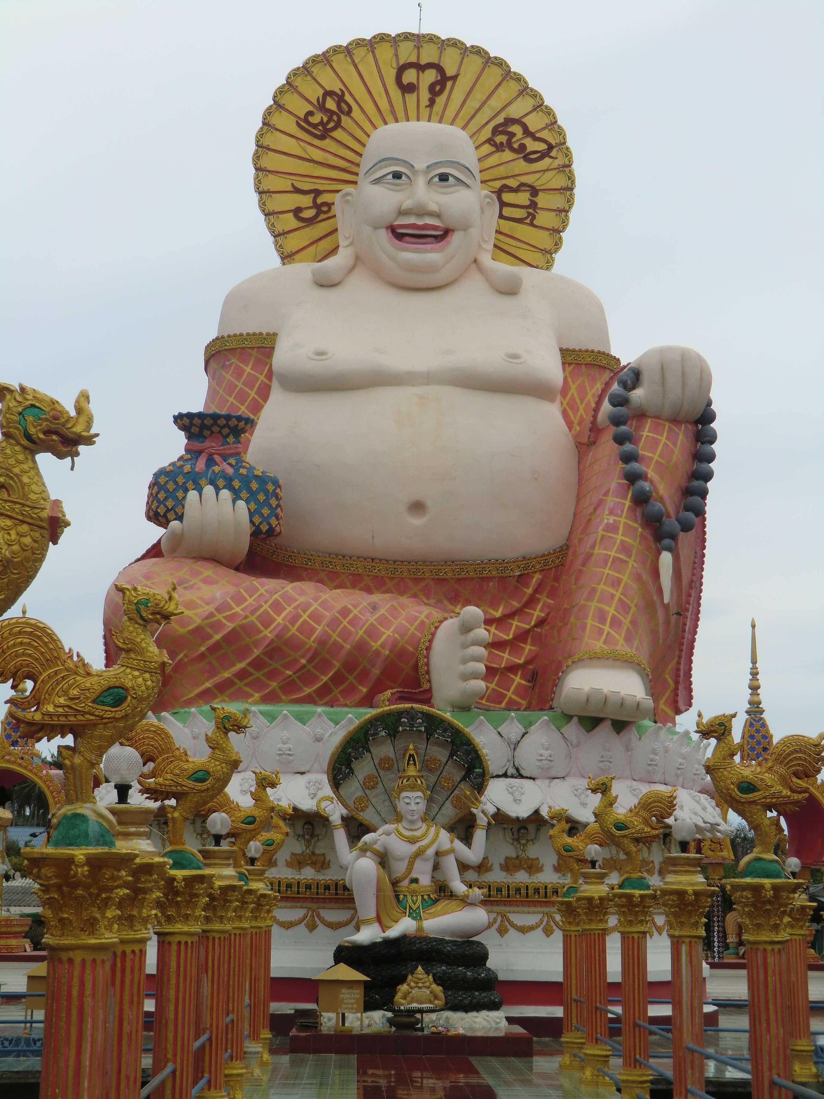 noch ein großer Buddha