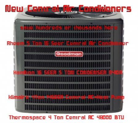air conditioner sales
