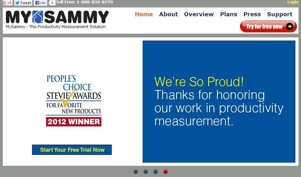 MySammy Award