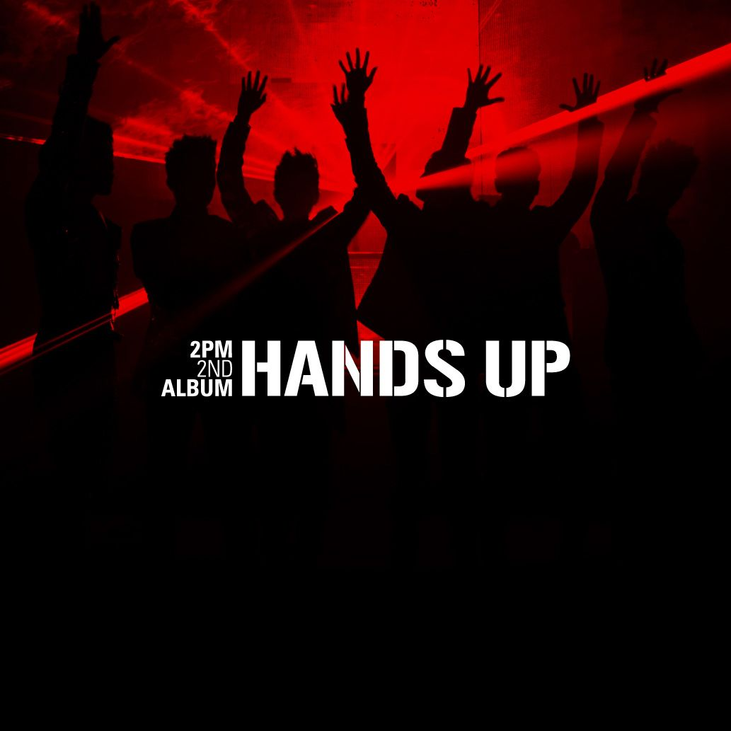 [Album] 2PM   Hands Up