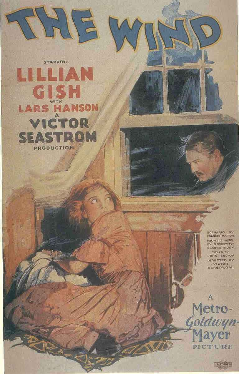 wind28en1ha7 Victor Sjstrm   The Wind (1928)