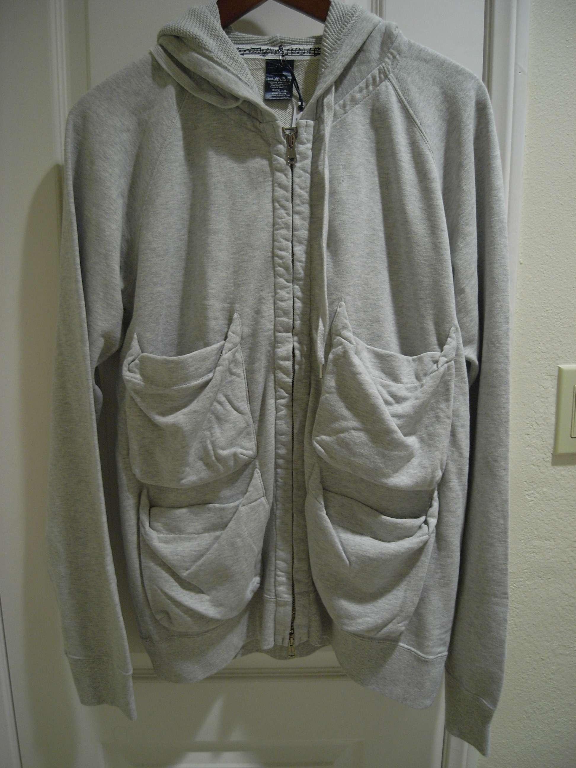 Well-known FS: Number (N)ine Items - Hoodie, Pants, Coat CA11