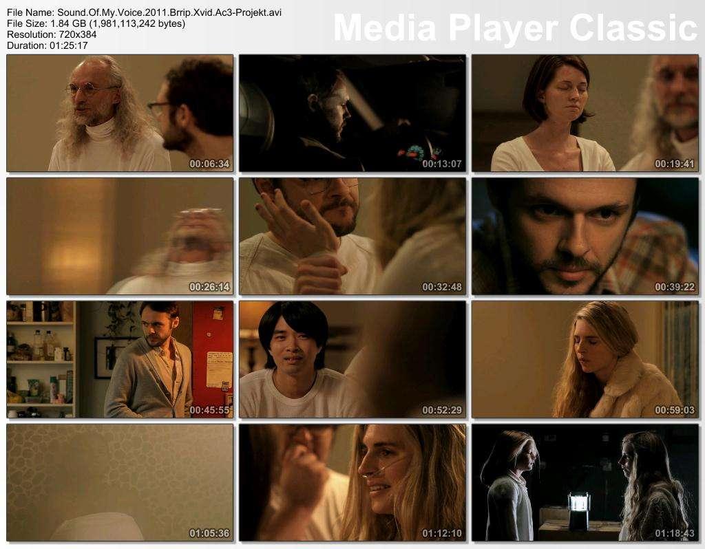 Sound Of My Voice - 2011 BRRip XviD AC3 - Türkçe Altyazılı indir