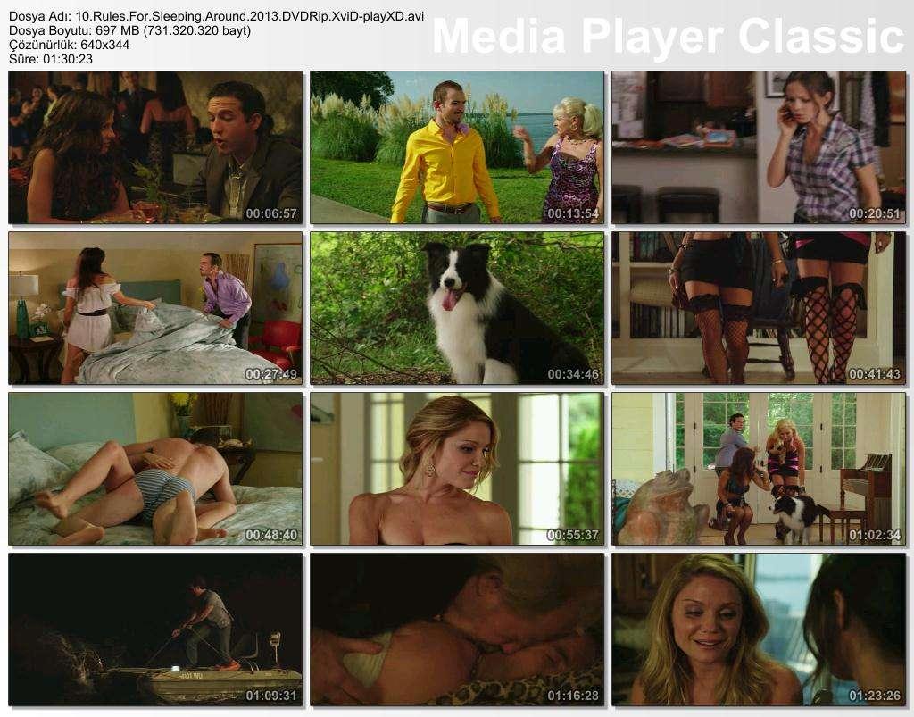 10 Rules For Sleeping Around - 2013 DVDRip XviD - Türkçe Altyazılı Tek Link indir